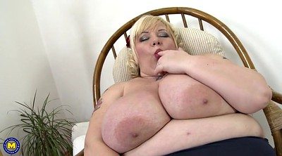Granny small tits, Bbw mom, Amateur mature