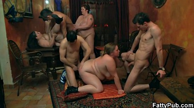 Group, Bbw gangbang