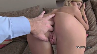 Fake, Casting anal