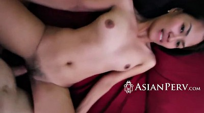 Threesome asian, Teen amateur, Fresh