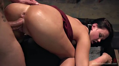 Slave, Roxy, Rough anal, Bdsm anal, Fisted, Ass fist