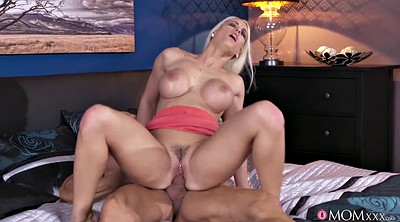 Big tits creampie, Moaning
