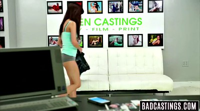 Abused, Abuse, Teen abused, Bdsm casting