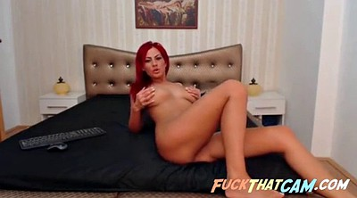 Red hair, Strip