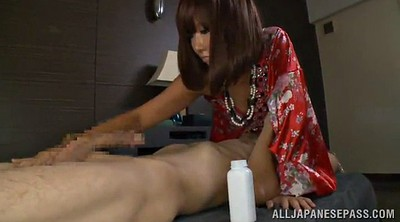 Asian massage, Tanned