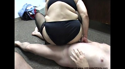Granny anal, Mexican, Bbw mature anal