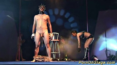 Needle, Needling, Bdsm stage, Stage, Needles, Stage show