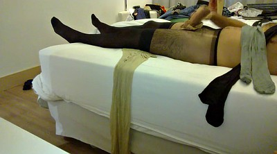 Pantyhose gay, Stocking, Pantyhose masturbation, Gay pantyhose
