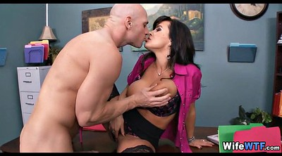Lisa ann, Cheating, At work