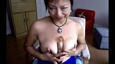 Asian granny, Asian mature