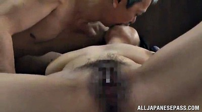 Moaning, Asians, Nature tits