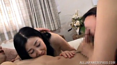 Asian mature, Threesome mature