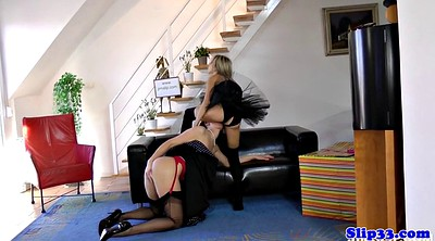 Suck pussy, Lesbo mature