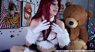 Cosplay, Webcam
