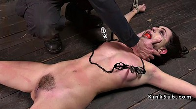 Whipping, Gagged