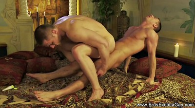 Muscle anal, Gay couple