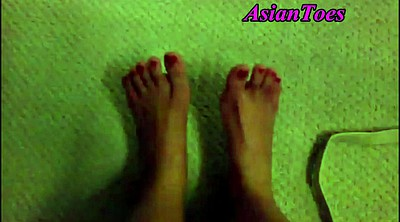 Korean foot