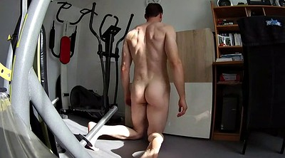 Big butt, Muscle gay