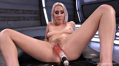 Sex machine, Machines, Hairy blonde