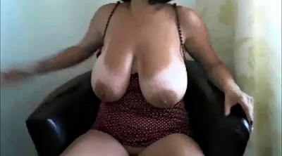 Nipple, Saggy tits, Tanned