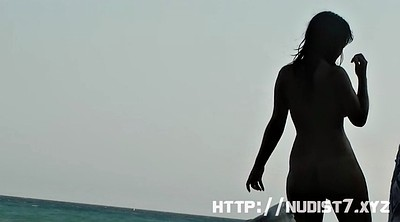 Nude beach, Nudist beach, Nudist, Nude, Beautiful woman, Nudists