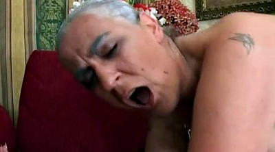 Hairy anal, Matures, Hairy granny