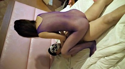 Swinger, Chinese d, Chinese mature, Chinese milf, Body stocking