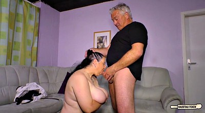 German mature, Camera, German granny, Granny tits