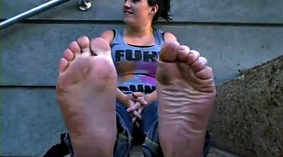 Sole, Stinky, Soles feet