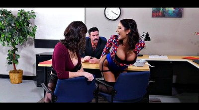 Threesome, August ames, August