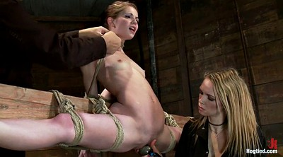 Whip, Gagged, Tit whipping