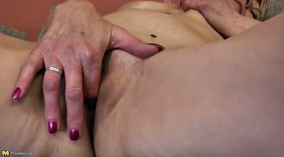 Granny anal, Anal amateur