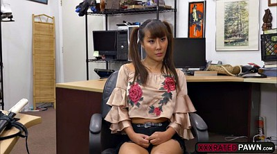 Tiffany rain, For cash, Asian fuck, Asian big cock