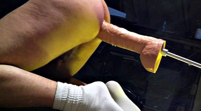 Fist, Huge dildo, Machines, Hanging, Hanged, Hang