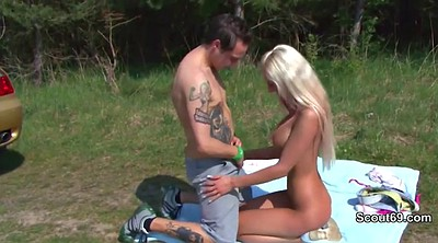 Old and young, Older, Old men, Outdoor old teen, Amateur outdoor, Caught teen