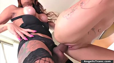 Tranny, Masturbation girl, Shemale girl
