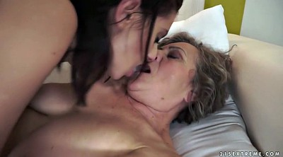 Young girl, Mature lesbian, Young pussy, Mature lesbians