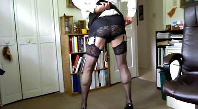 Stockings heels, Heels, Crossdress