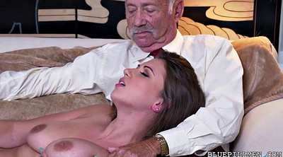 Ivy, Smoking blowjob