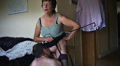 Mothers, British mature, Punishment, Granny boy