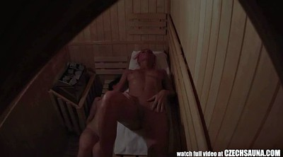 Smoking, Spy, Sauna, Figure