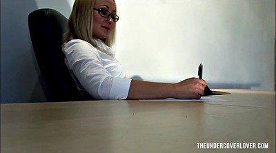 Cuckold, Boss, Ebony milf
