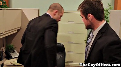 Office, Drilled, Muscle gay