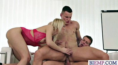 Boss, Bisexual threesome
