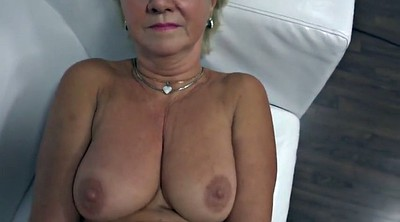 Mature casting, Interview, Casting mature, Anna