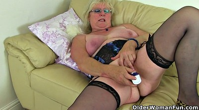 Claire, English milf, British mature