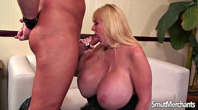 Boobs, Mature big boobs, Cum eat