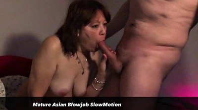 Asian mature, French mature
