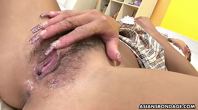 Tickle, Tickling, College girl, College, Japanese solo