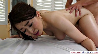 Asian massage, Oily massage